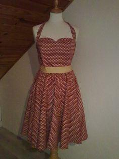 Katjusha dress free pattern