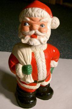 Santa Nodder Bobblehead