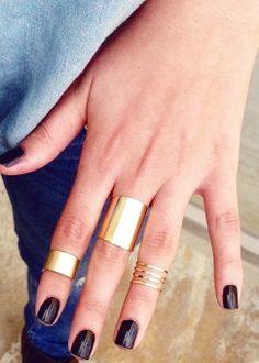 How To Wear Rings Like A Celebrity
