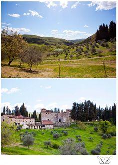 Castello Del Trebbio in Santa Brigida, Italy (where jordo and i tied the knot)
