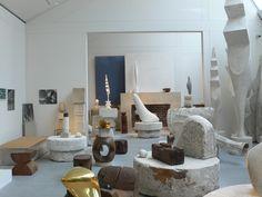 Atelier Brancusi - Centre Georges Pompidou, Paris