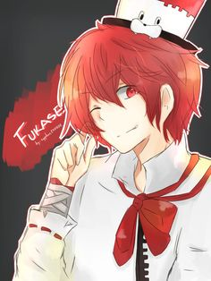 Fukase/Vocaloid by Sapphire240400