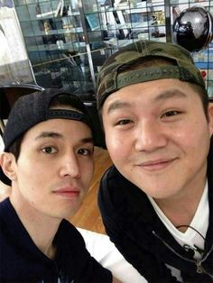 SBS Roommate | Lee Dong Wook and Jo Seho
