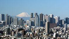 Tours de Shinjuku et le Mt Fuji depuis Tokyo