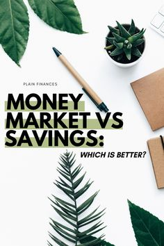 Money Market vs Savings: Which is Better? - Plain Finances Money Market vs Savings: Which is Better? Money Market Account, Wordpress, Safe Investments, Creating Wealth, Get Out Of Debt, Money Saving Tips, Money Tips, Financial Tips, Make More Money