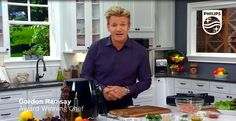 Turkey Sliders Recipe with Gordon Ramsay | Philips Airfryer