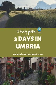 A guide to spending 3 days in the region of Umbria. The perfect itinerary, including towns and villages to visit, what to eat and where to stay. Sorrento Italy, Puglia Italy, Naples Italy, Venice Italy, Italy Honeymoon, Italy Vacation, Venice Travel, Italy Travel, Umbria Italia