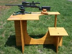 shooting bench design plans - Google Search