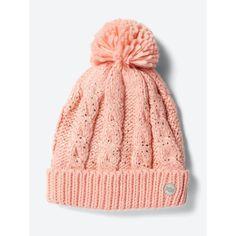Bommelmütze Fictivereality mit Metallic-Effekten - Light Pink