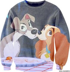 lady and the tramp, love love love love love this <3 birthday idea ;)