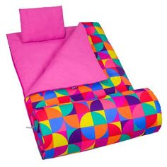 Wildkin Pinwheel Sleeping Bag