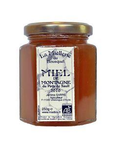 Miel de montagne - Miellerie du Bousquet - edélices.com