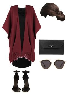 """""""Untitled #53"""" by mayventu1999 on Polyvore featuring WearAll, Isabel Marant, Lancaster, Christian Dior, women's clothing, women, female, woman, misses and juniors"""