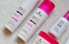 NEW From Schwarzkopf Professional: Bonacure Color Freeze Hair Therapy | London Beauty Queen