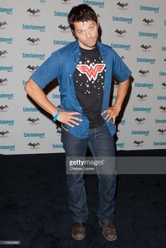 Actor Misha Collins arrives at Entertainment Weekly's 5th Annual Comic-Con Celebration at Hard Rock Hotel San Diego on July 23, 2011 in San Diego, California.