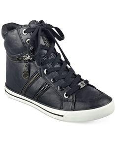 G by Guess Women's Orizze High Top Sneakers