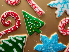 A Royal-Icing Tutorial: Decorate Christmas Cookies Like a Boss   Serious Eats