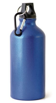 Blue Sports-Bottle-with-Carabiner