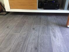 Kronoswiss Silverado Grey Oak Laminate Flooring - Photo compliments Jason F.