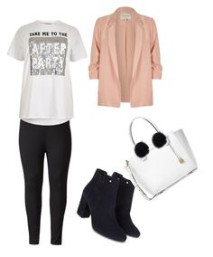 """""""Plus Size!"""" by amandaberger on Polyvore featuring River Island, Simply Vera, Monsoon and Michael Kors"""
