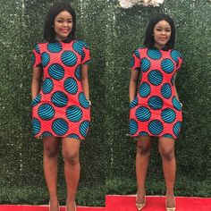 The complete pictures of latest ankara short gown styles of 2018 you've been searching for. These short ankara gown styles of 2018 are beautiful Short African Dresses, Ankara Short Gown Styles, Short Gowns, African Print Dresses, Ankara Gowns, African Fashion Ankara, Latest African Fashion Dresses, African Print Fashion, Africa Fashion