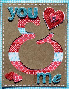 You and Me - Scrapbook.com