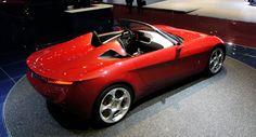 Los Mejores Autos: Alfa Romeo Spider by Pininfarina