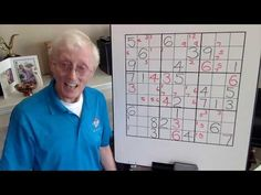 A difficult puzzle solved from beginnig to end. Lots to learn.Tutorial #56. - YouTube