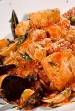 Tasty, traditional Italian with  a trendy, elegant twist (4/12/12)