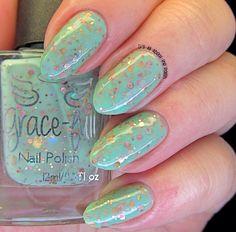 Charlie - Grace Full Nail Polish.