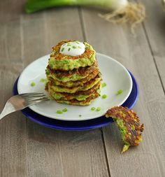 Zucchini Fritters (Low Carb & Gluten-free)  #justeatrealfood #theironyou