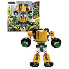 Young Toys Tobot Terracle Transformer Robot Toy Action Figure * Find out more about the great product at the image link.Note:It is affiliate link to Amazon. Transformer Robot Toy, Power Rangers Dino, Robot Action Figures, Cute Hoodie, Custom Lego, Shirts For Teens, Transformers, Best Sellers, Discount Beauty