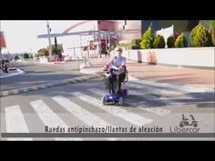 Scooter Eléctrico Smart - YouTube