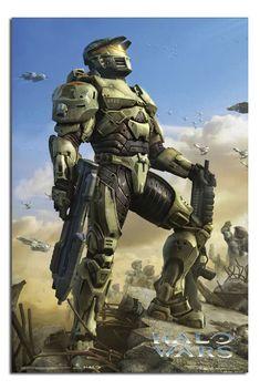 Halo Wars-Spartan