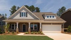 CalAtlantic Homes Chester D (Home Site 0013) of the Heritage Hall community in Fort Mill, SC.