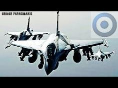 Έρχονται σύντομα τα πρώτα Rafale στην Ελλάδα - συνεχίζεται η υπεροπλία τ... Fighter Jets, Aircraft, Aviation, Planes, Airplane, Airplanes, Plane