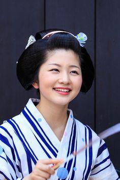 祇園祭の華(山鉾巡行にて) : 花景色-K.W.C. PhotoBlog