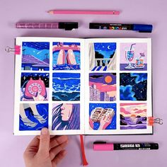 Art journals 856880266583490951 - Amazing drawing by ig Posca drawing Drawing Journal, Doodle Art Journals, Drawing Tips, Book Drawing, Drawing Ideas, Pen Art, Marker Art, Molotow Marker, Art Sketches
