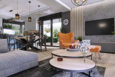 Projektant wnętrz – Bielsko, Wadowice, Katowice, Kraków Dom, Conference Room, Patio, Outdoor Decor, Table, House, Furniture, Home Decor, Decoration Home