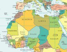 África (norte)