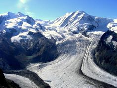 Switzerland Glaciers...yeah this place is cool