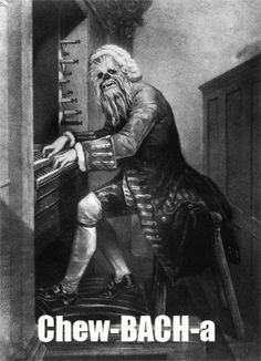 Great Composers: Wookie Edition