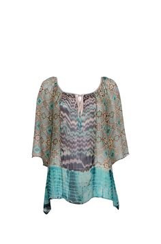This lovely top feels incredibly luxurious and soft - a perfect top for wearing in the summer as it's lightweight and airy. Perfect for teaming with shorts or jeans with some sandals.