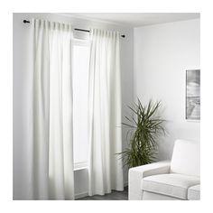 "MERETE Curtains, 1 pair - 57x118 "" - IKEA"
