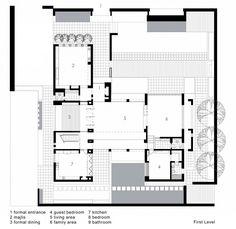 Private villa in Dubai by NAGA Architects | HomeDSGN