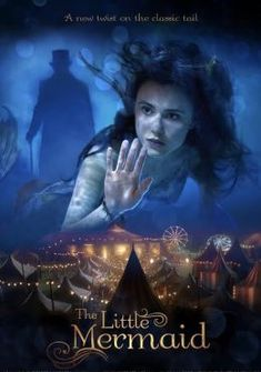 """The Little Mermaid on DVD November 2018 starring Shirley MacLaine, Poppy Drayton, William Moseley, Loreto Peralta. The Little Mermaid is a family film with a fresh twist on the classic """"tail"""". In The Little Mermaid, grandmother (Shirley Maclaine) tells th 2018 Movies, Kid Movies, Netflix Movies, Movies Online, Movies And Tv Shows, Movie Tv, Watch Movies, Movies Free, The Little Mermaid 2018"""