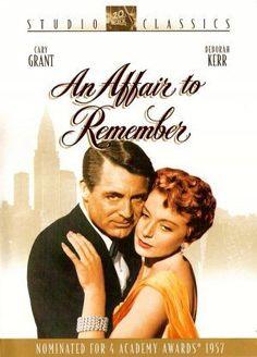 An Affair to Remember - love!!    La preciosa ''Tú y yo'' con Deborah Kerr.