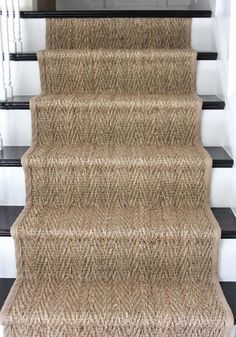 definitely need carpet on the stairs so little ones don't tumble down