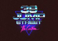 22 Jump Street - Logo design on Behance
