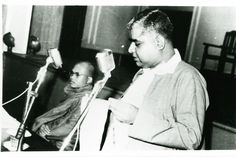 Guruji addressing at a conference